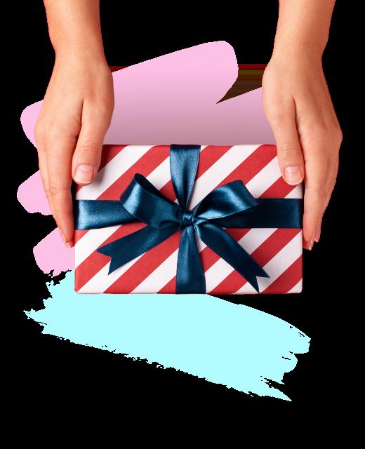 Ordit ajándékcsomagok header