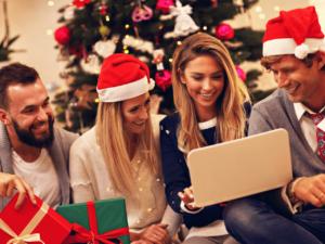 karácsonyi céges ajándék nyeremény